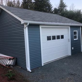 Standard Basic Garages